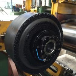 Industriel | Mandrin rotatif à pneu