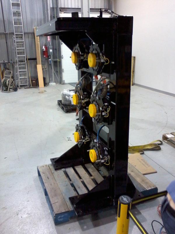 Industriel | Support Main Robot