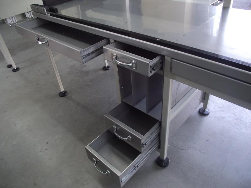 Industriel | Table production